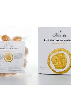 Caramelos de Própolis