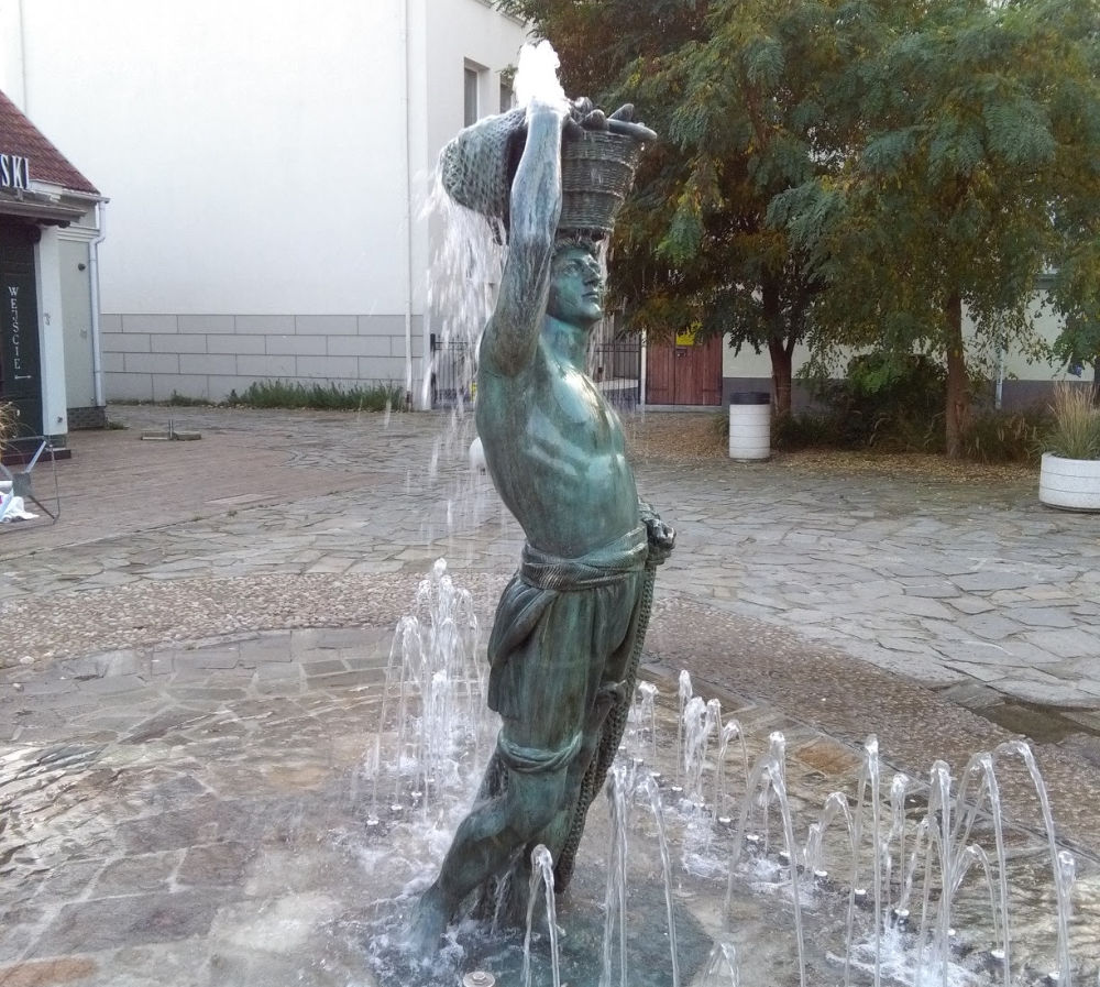 Fünf Fragen am Fünften der Fischer von Sopot!