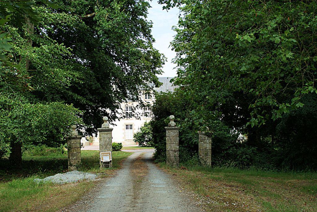 Eingang zur Picausais