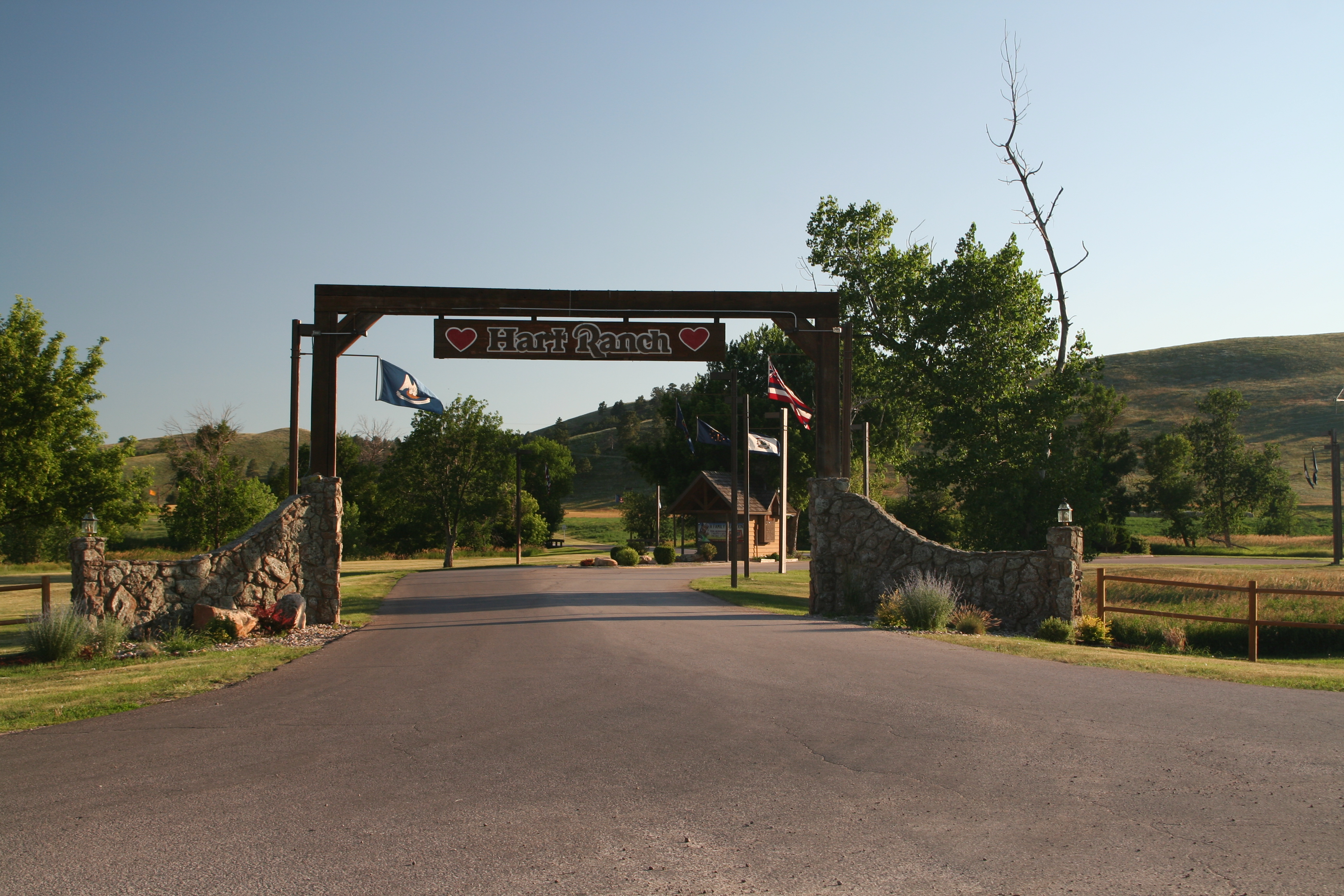 Entrance to black beauty ranch — img 3