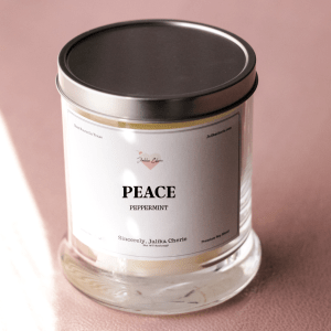 Peace 8oz Candle