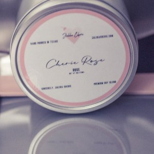 6oz Travel Tin Candle