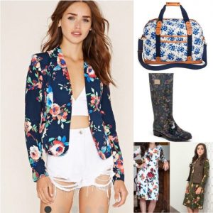 Fall Florals Are Back