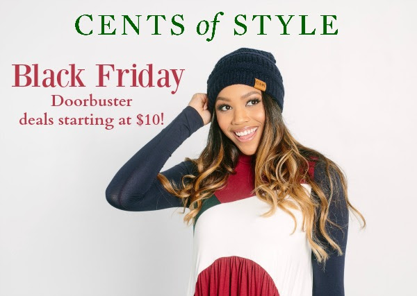 Cents Of Style Black Friday