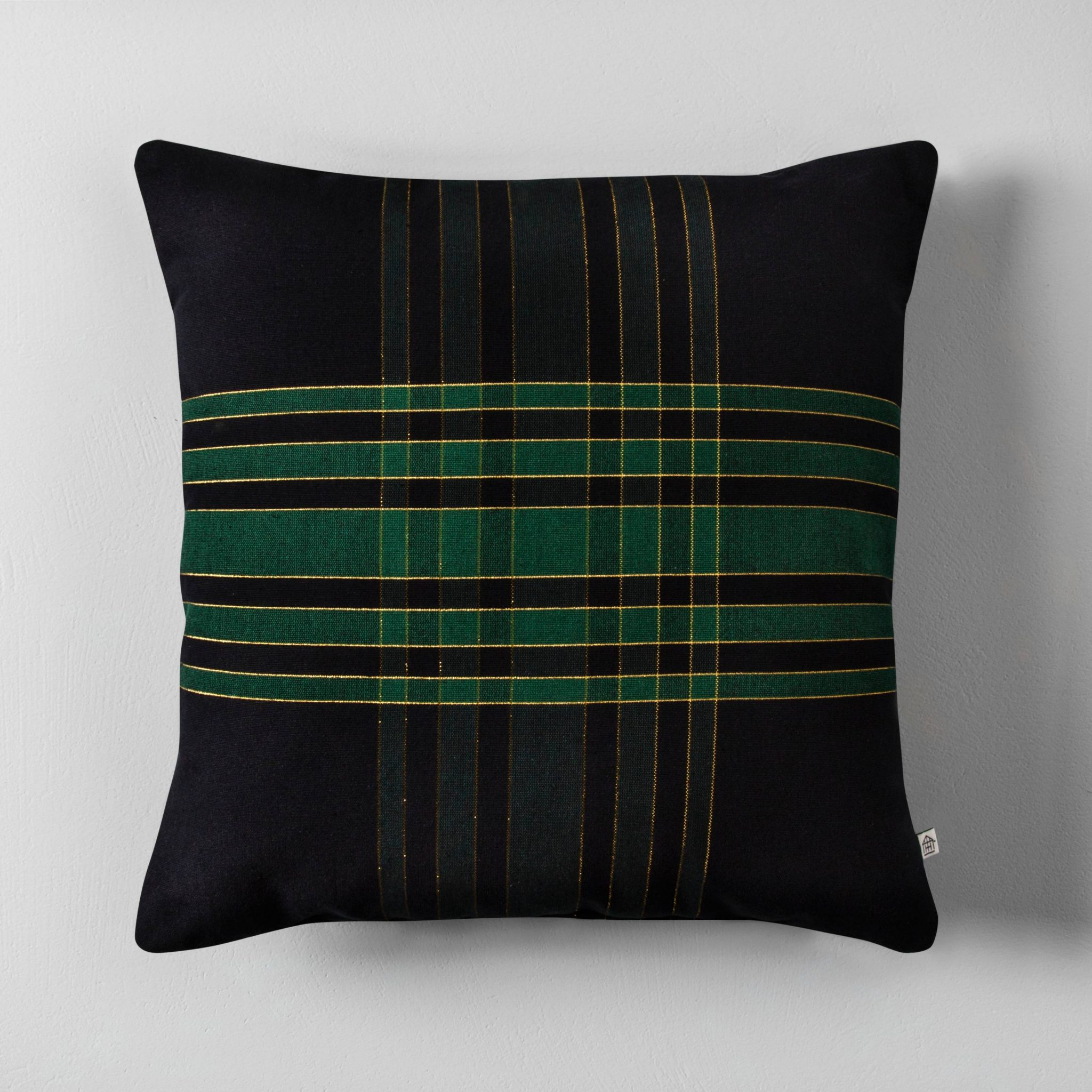 Hearth & Hand Plaid Throw Pillow