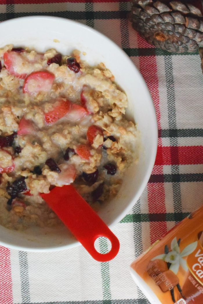 Holiday Avena: A quick simple recipe