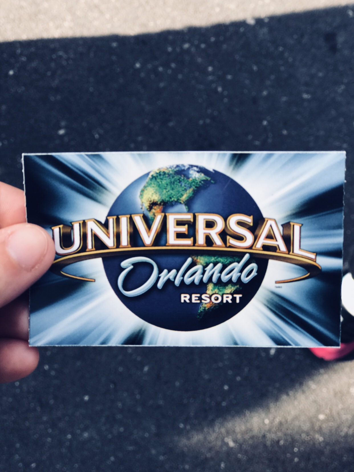 Navigating Universal Studios Solo With a Toddler