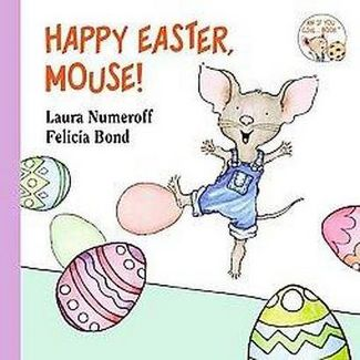Mouse Easter Preschool Book