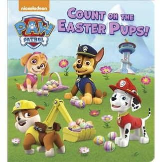 Paw Patrol Easter Preschool Book