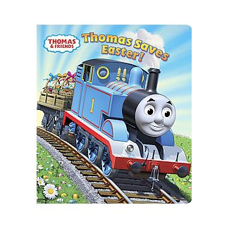 Thomas Tank Engine Preschool Book
