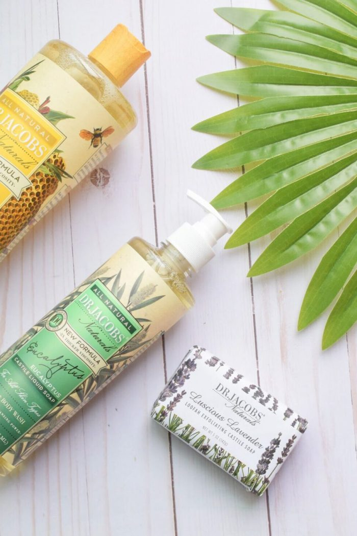 5 Reasons To Always Have Natural Bath Products On Hand