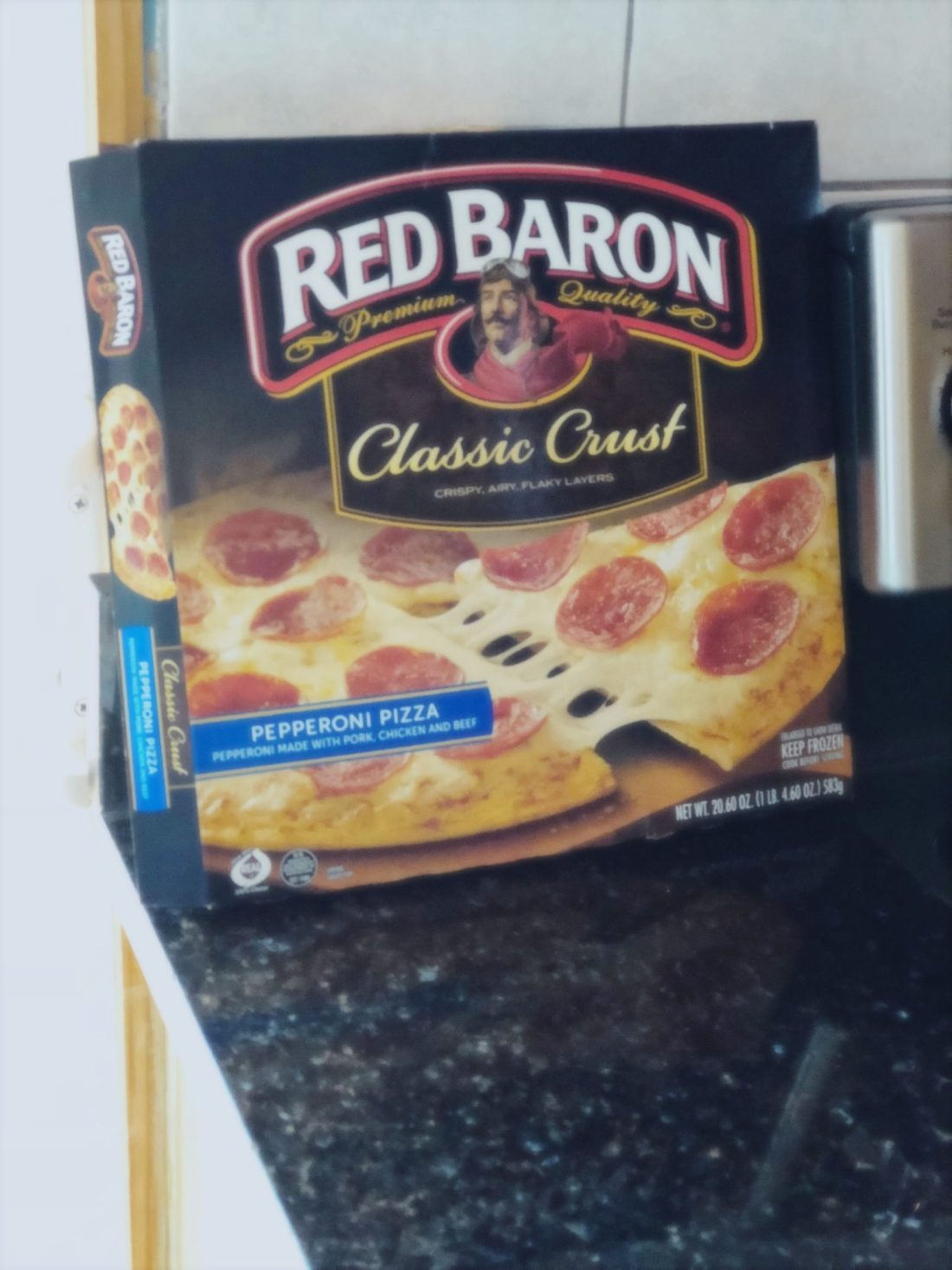 Red Baron Lunchtime Pizza 3