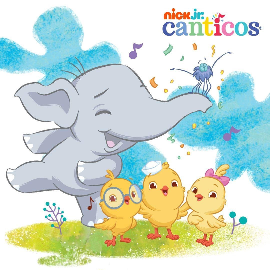 Hispanic Heritage Month With Canticos on Nick Jr