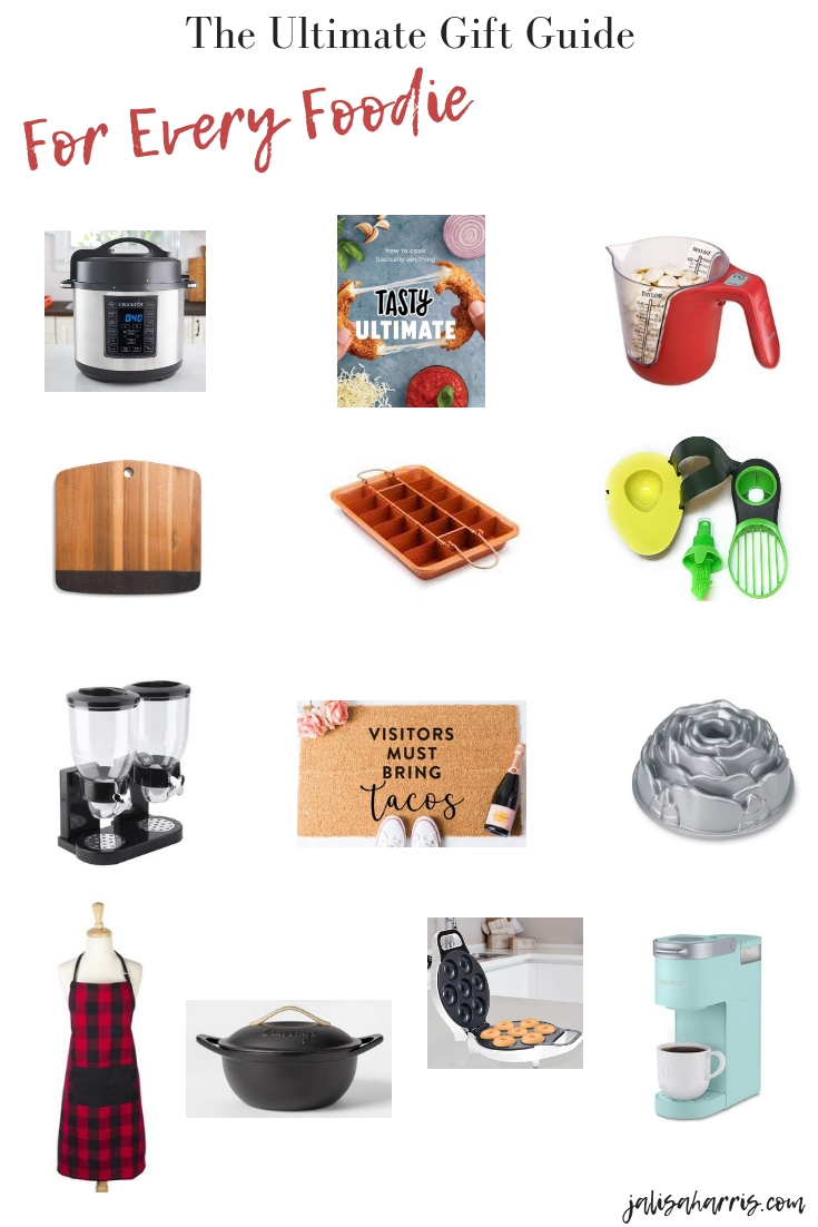 foodie gift guide pin