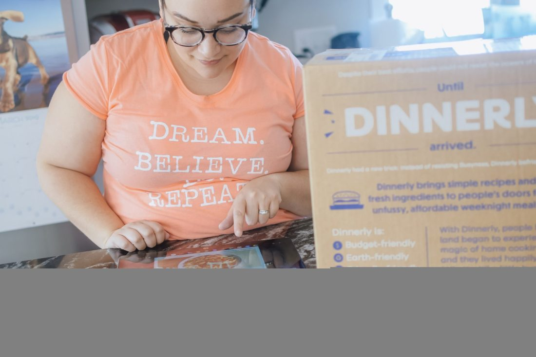 Dinnerly Meal Kit