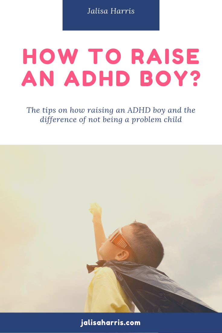 Parenting an ADHD Boy - Jalisa Harris
