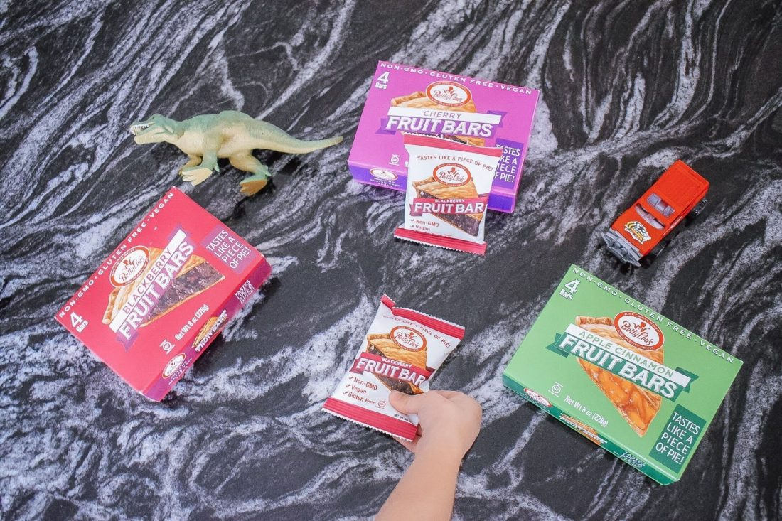 Betty Lous Fruit Bar simple treat for kids