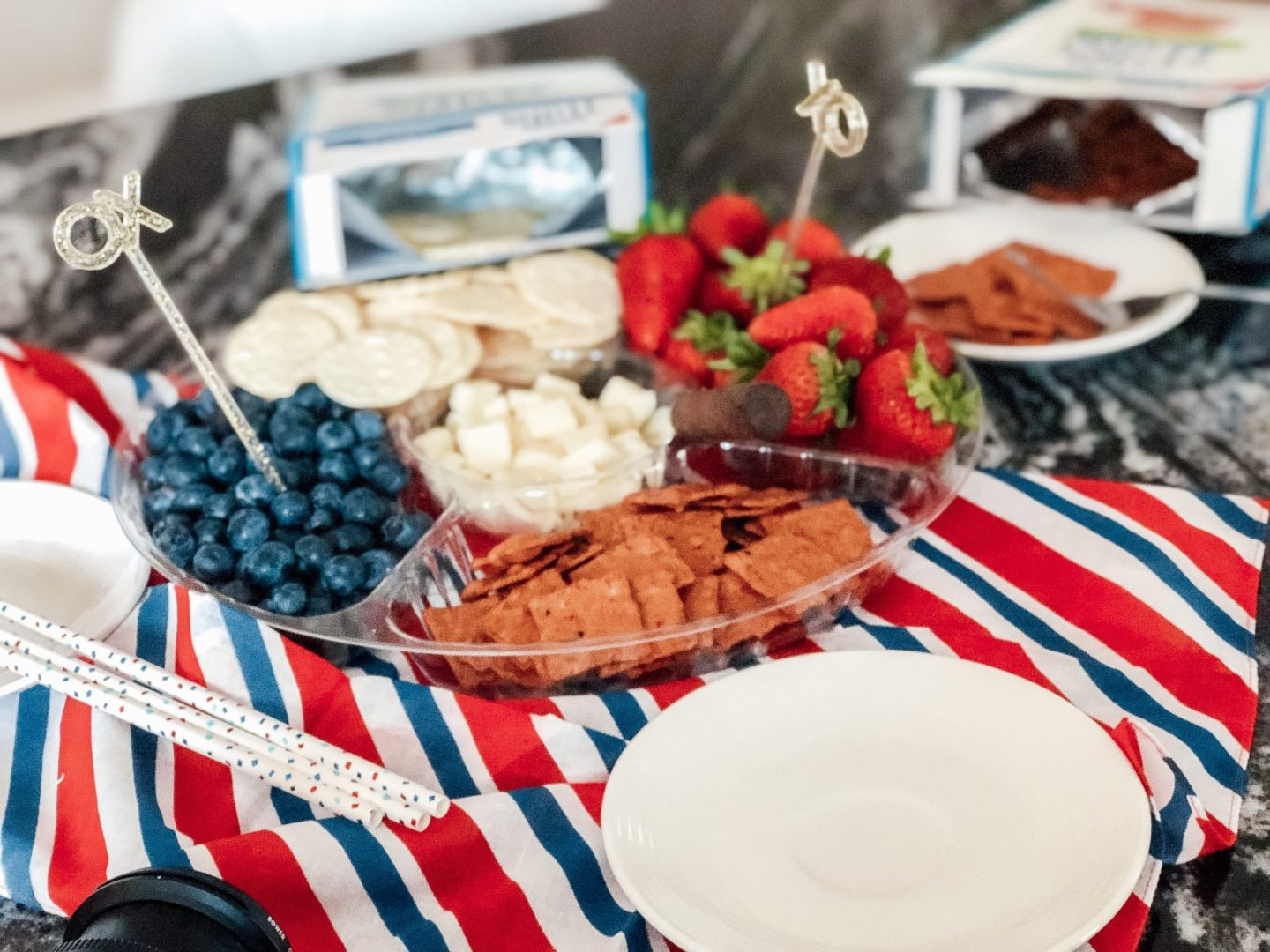 Summer Gluten-Free Snack Bar - Jalisa Harris