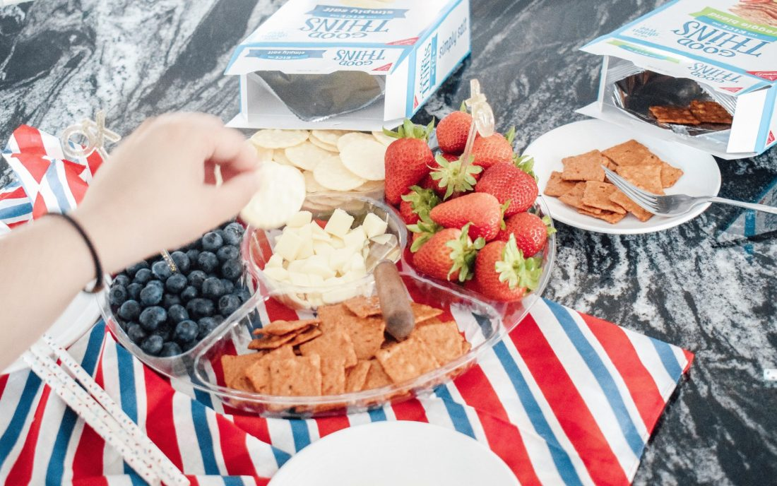 Gluten-Free GOOD THiNS Set Up - Jalisa Harris