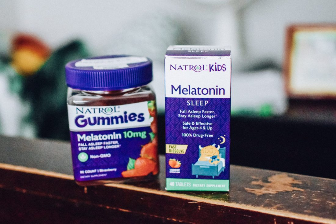 Natrol Melatonin for bedtime