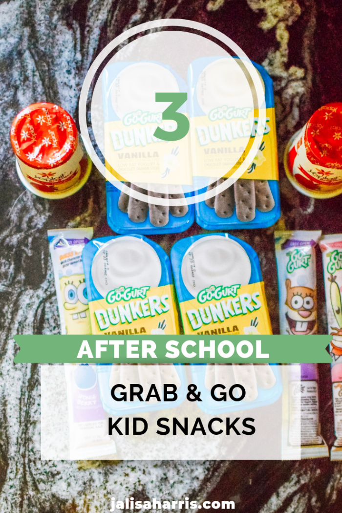 Back to school afternoon snack wins = the best mom hack