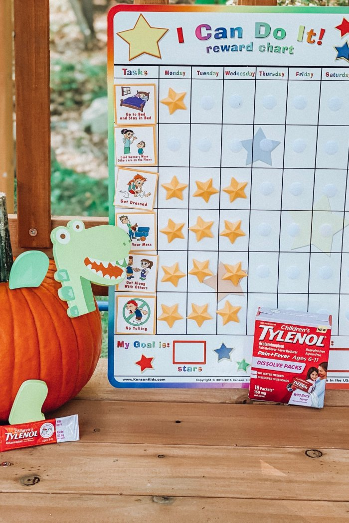 Tips to make the Fall cold & cough season with kids easier