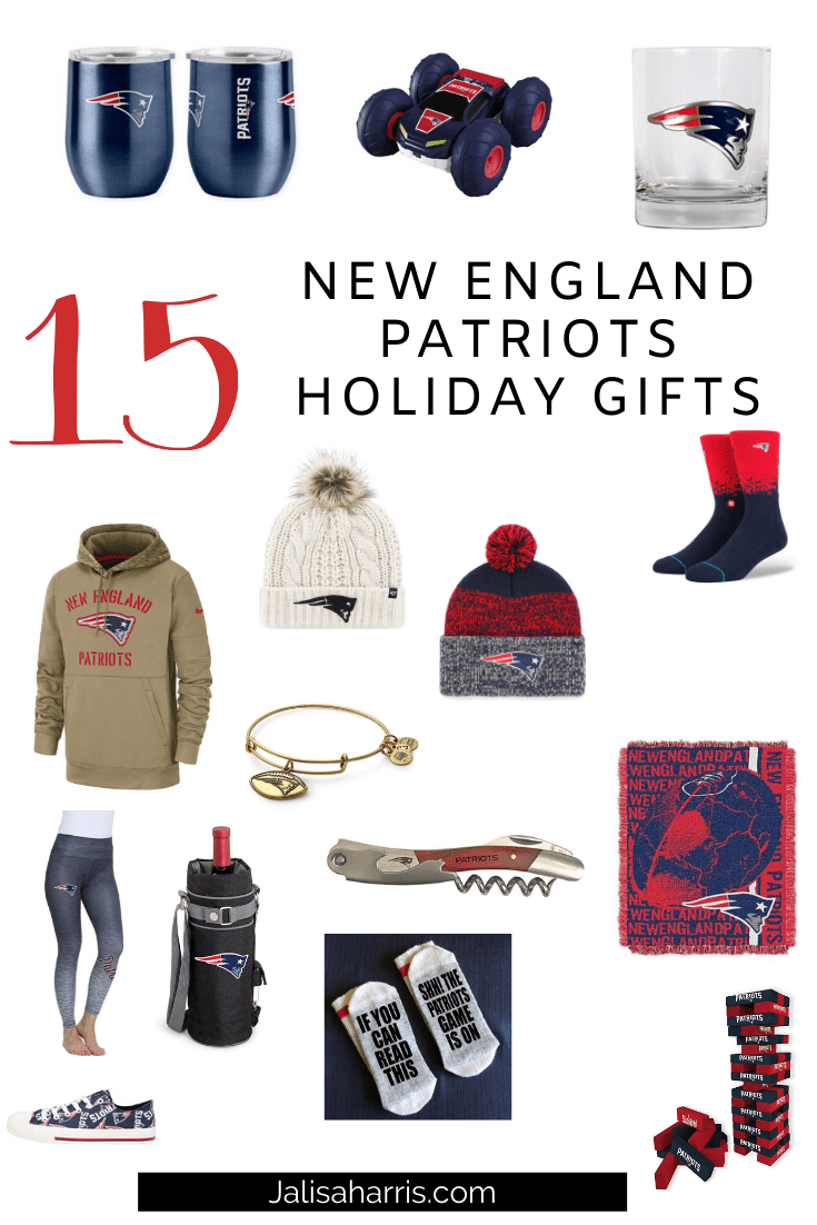 New England Patriots Sports Fan Holiday Gifts