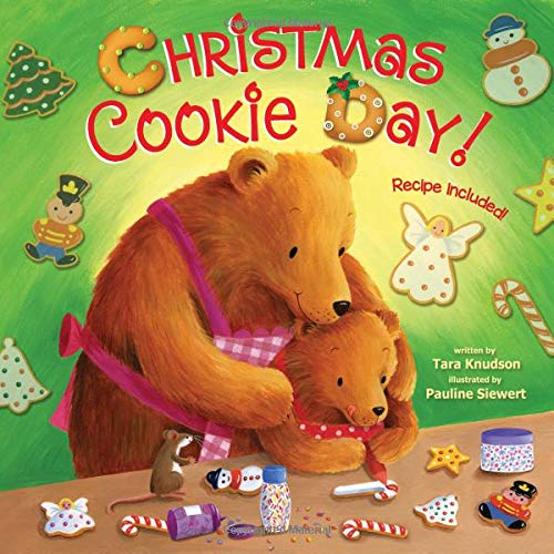 Christmas Cookie Day Book