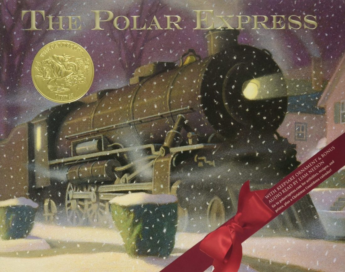 The Polar Express Kids Book