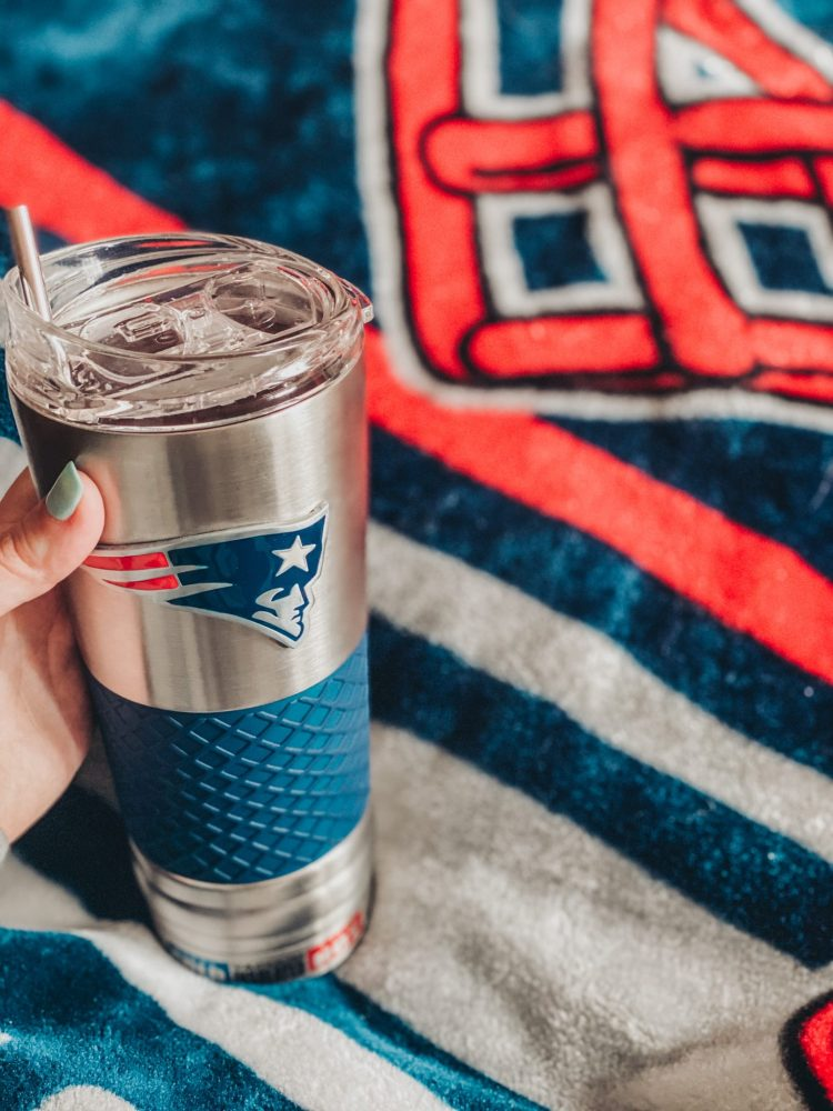 Staying cozy this Winter with NFL Style