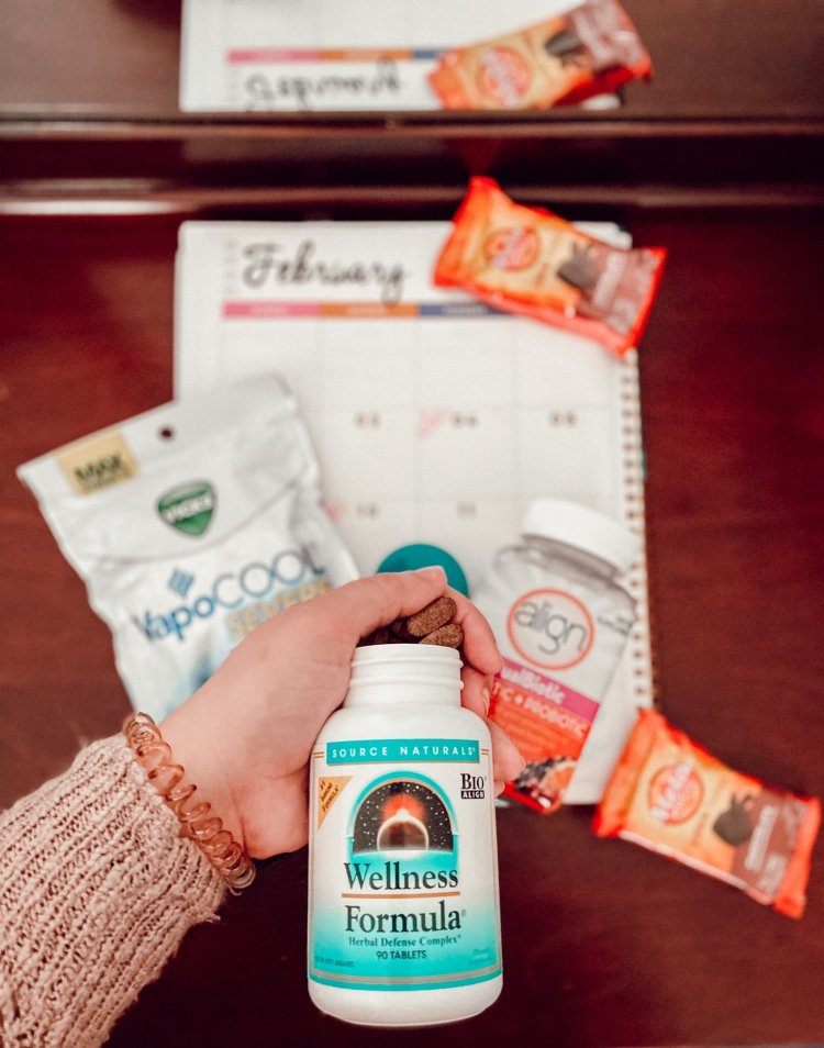 Winter Wellness routine for thirty – something moms