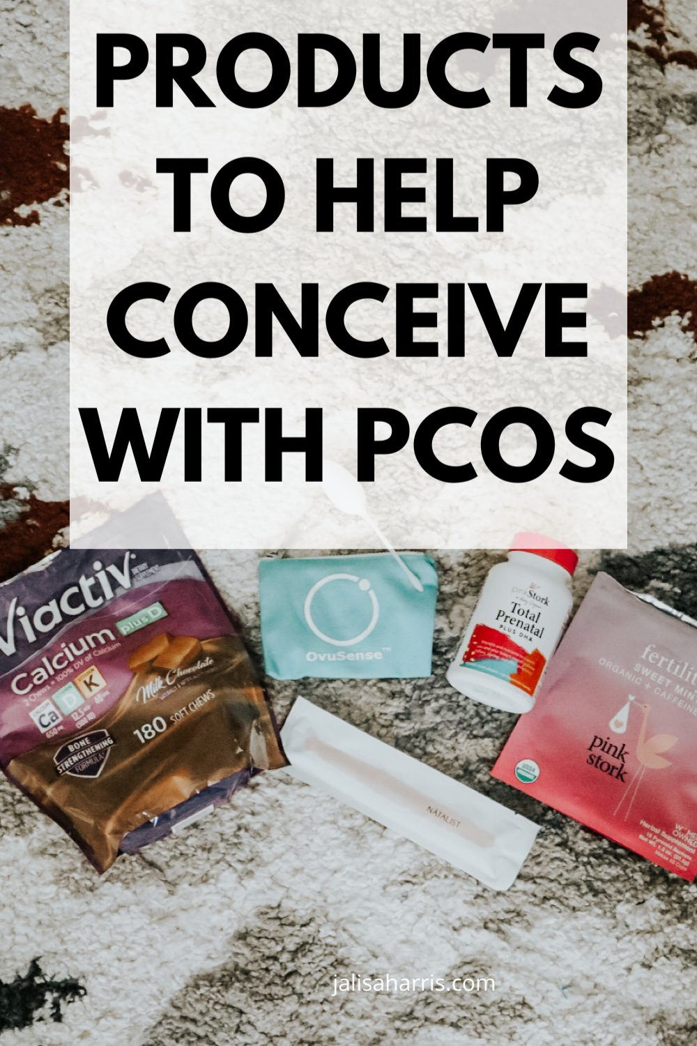 Have you been diagnosed with PCOS? These + more products are ones that I have taken when conceiving with PCOS.
