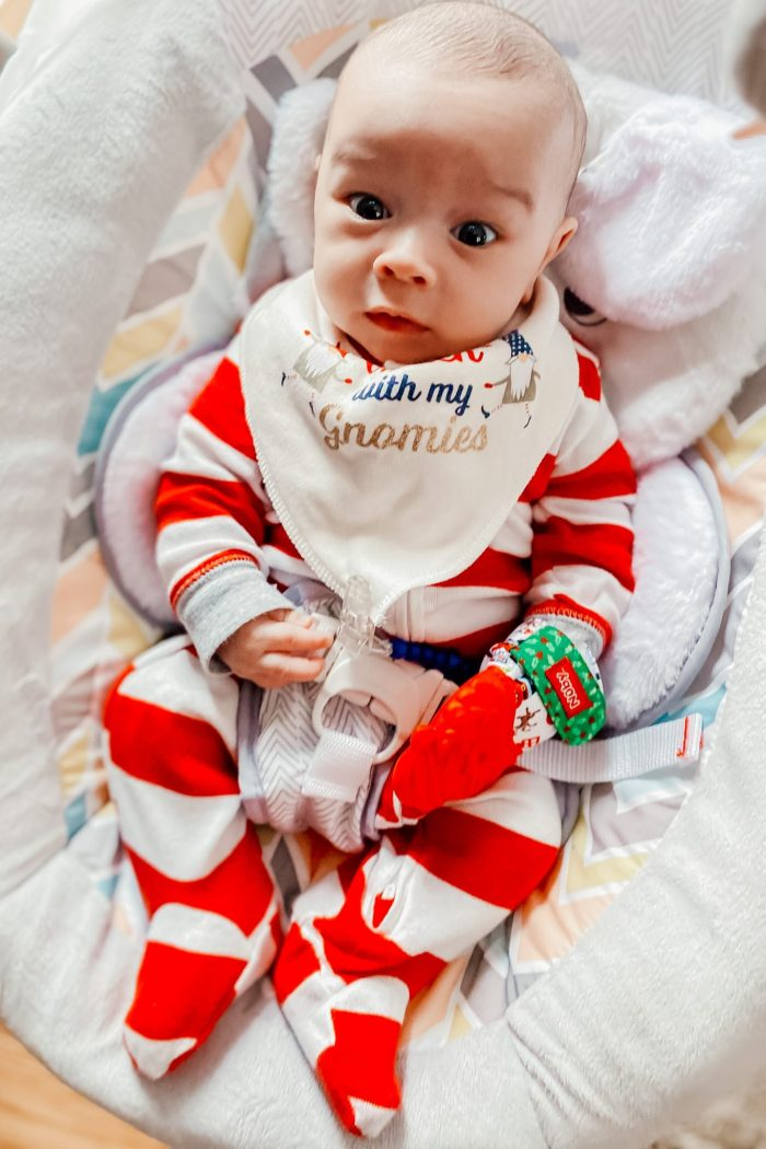 Last Minute Christmas Gifts For Babies 0-6 months