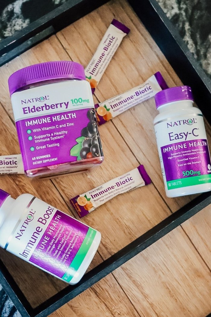 Winter wellness routine and benefits of immunity products