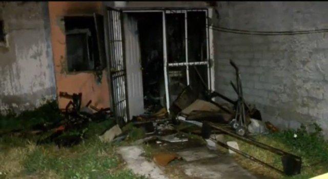 Resultado de imagen de Muere un hombre calcinado en el incendio de su vivienda foto
