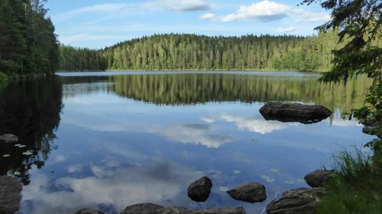Sorsajärvi, Evo.