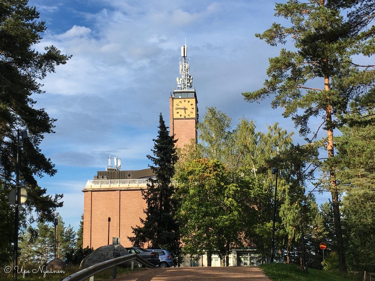 Harjun näkötorni, Jyväskylä