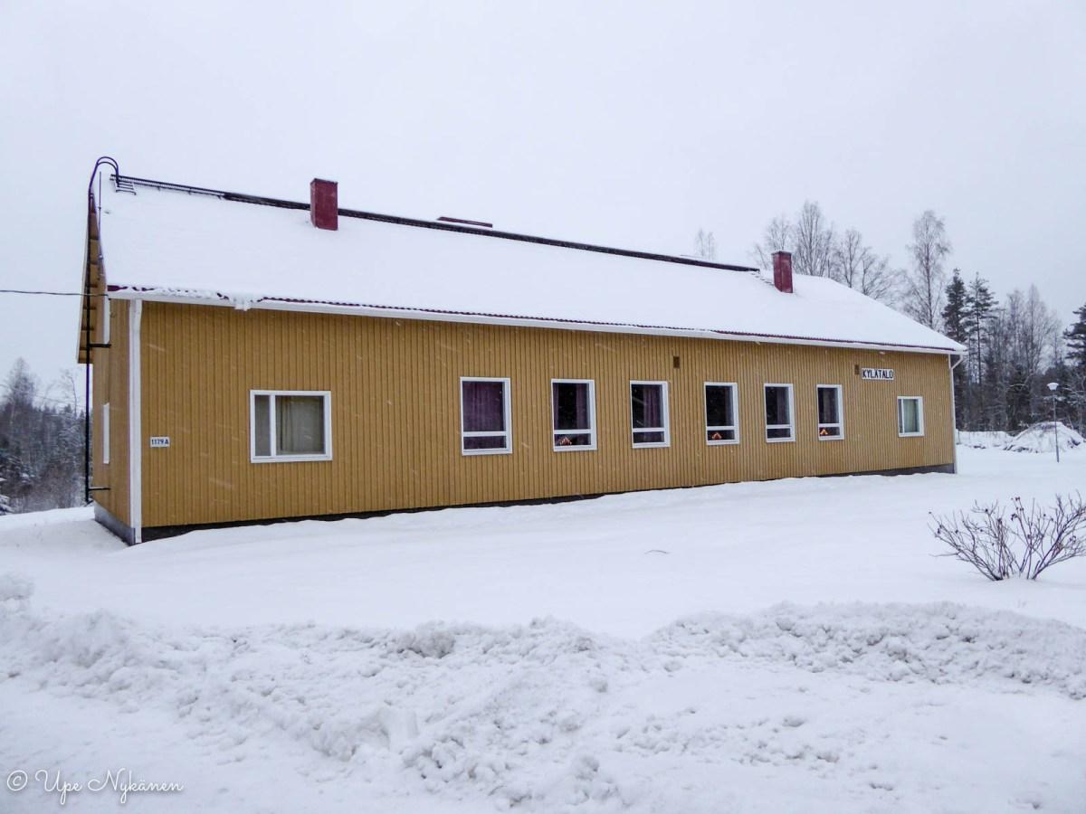 Heitjärven kylätalo, Kivijärvi
