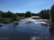 Siikajoki, Hyttikoski.