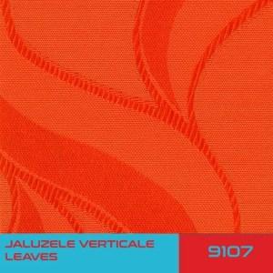 Jaluzele verticale LEAVES cod 9107