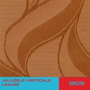 Jaluzele verticale LEAVES cod 9109