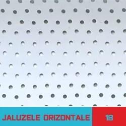 Jaluzele orizontale perforate- Jaluzele Bucuresti