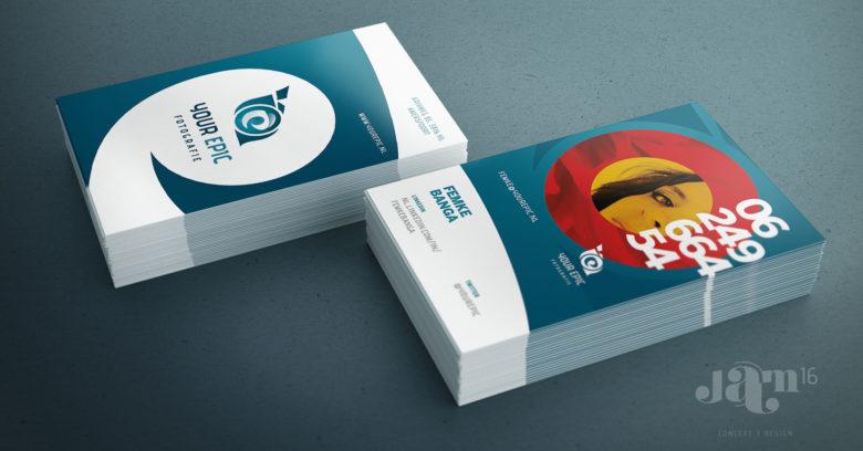 Visitekaart Design