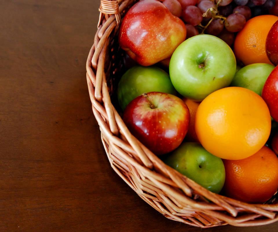 frutas en verano