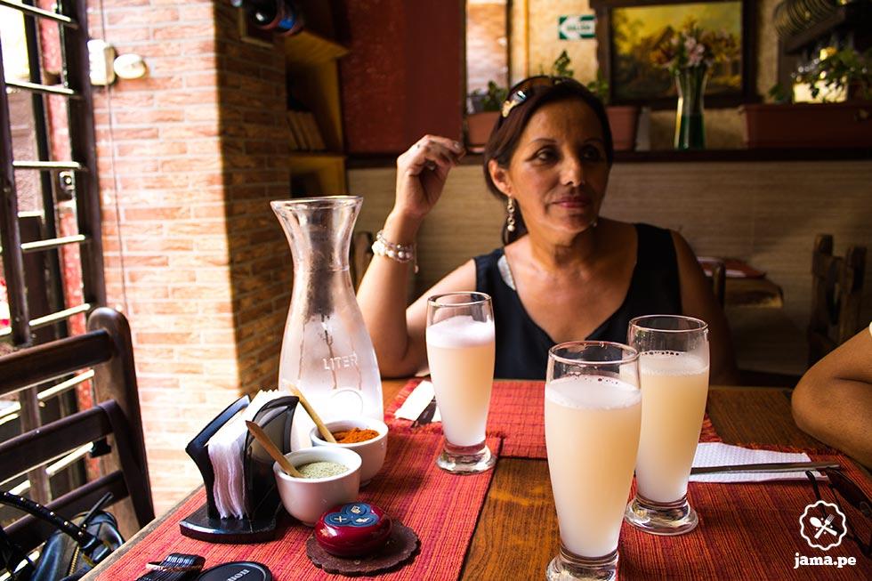 Trattoria Vermona, comida italiana en el Cercado de Lima