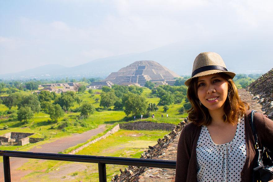 jama en mexico globo en teotihuacan