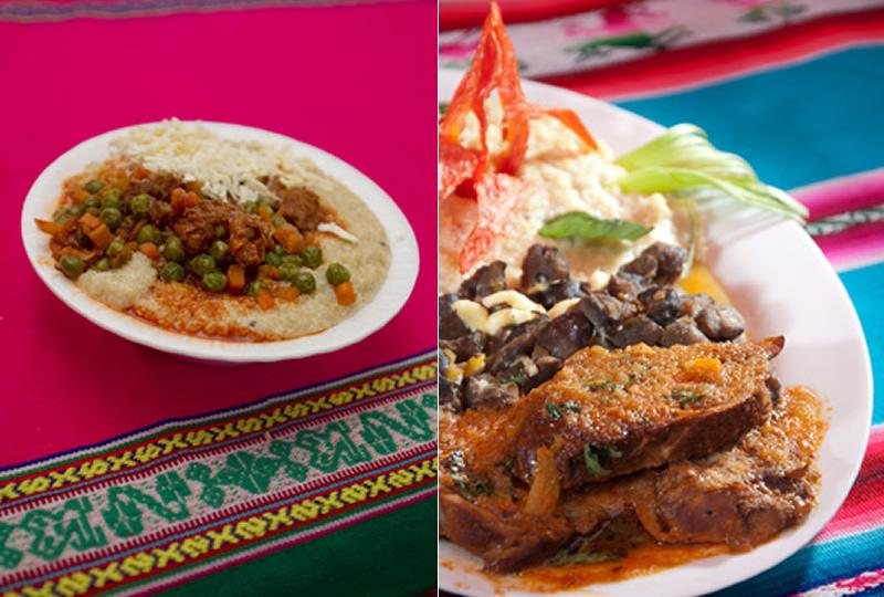 mantel-textileria peruana-comida peruana-diseño-restaurantes