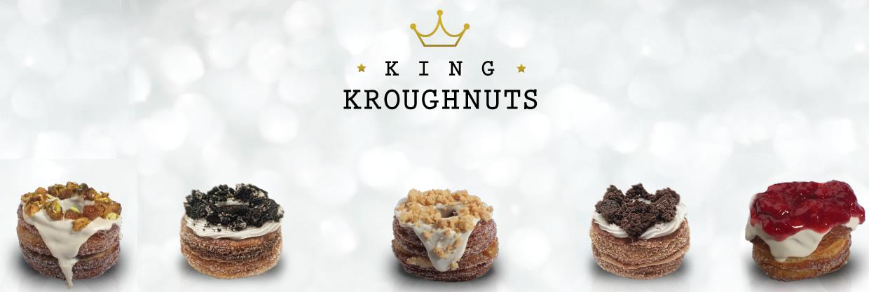 King Kroughnuts, una deliciosa combinación entre uncroissant y una donut