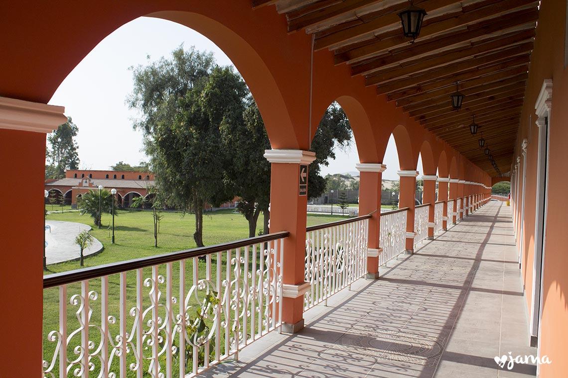 Hotel Hacienda SAN JUAN EN iCA