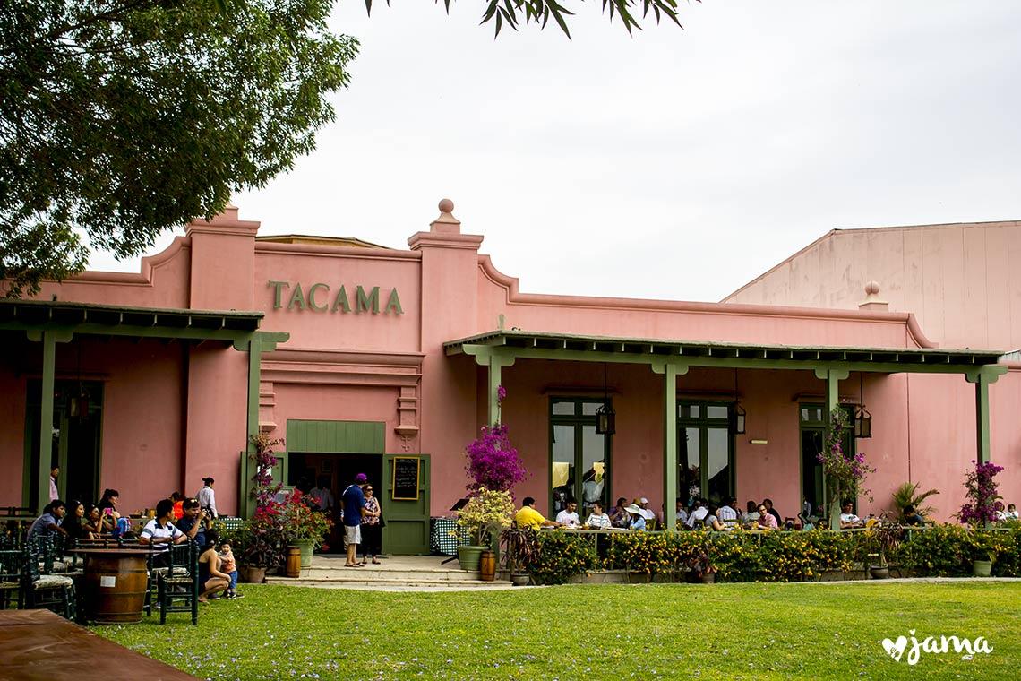 ICA: Visitando la Hacienda y Bodega Tacama